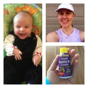 1st Step Pro Wellness, me and the baby