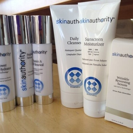 Skin Authority Products