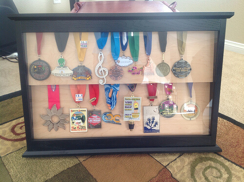 InView Designs Medal Display Case