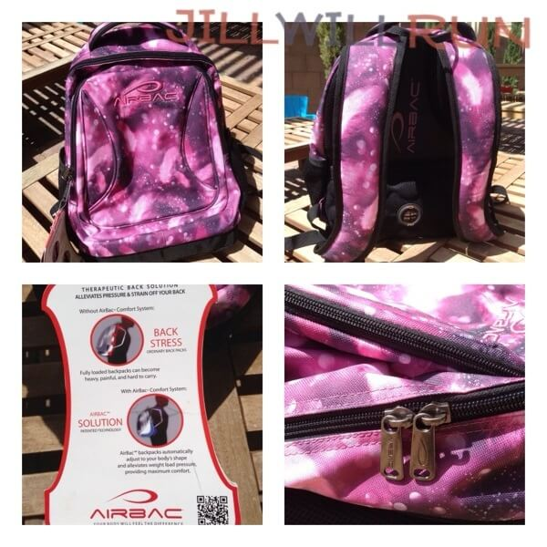 Airback backpack