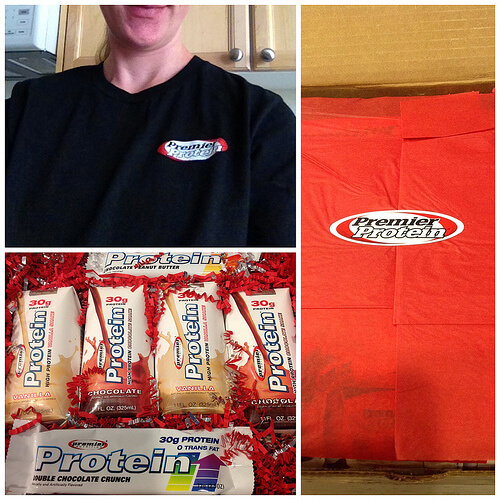 Premier Protein Gift Pack
