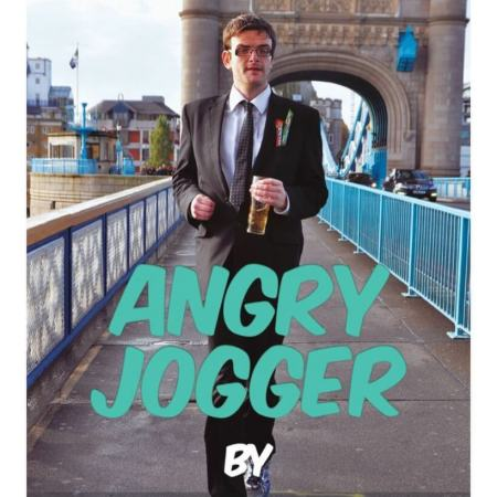 Angry Jogger