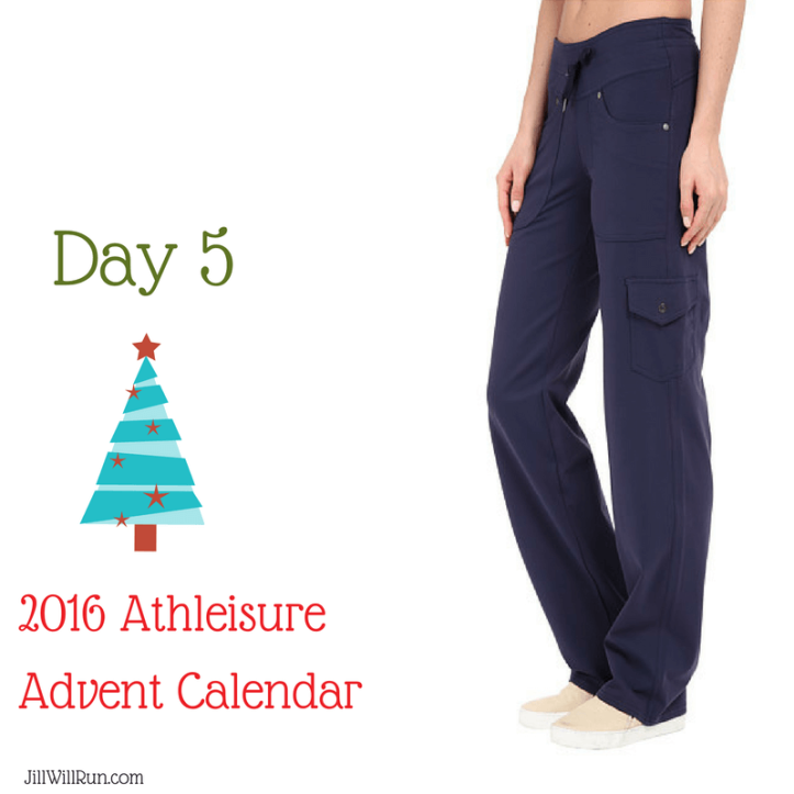 2016 Athleisure Advent Calendar - Day 5