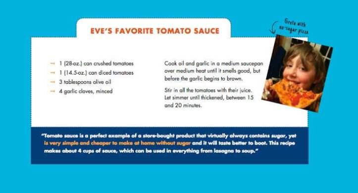 Eve Schaub's Favorite Tomato Sauce