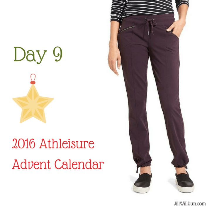 2016 Athleisure Advent Calendar - Day 9 | Athleta Metro Slouch Pant