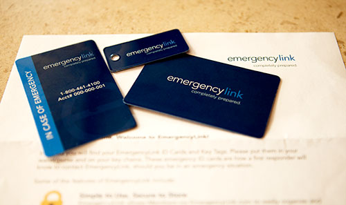 EmergencyLink ID Kit