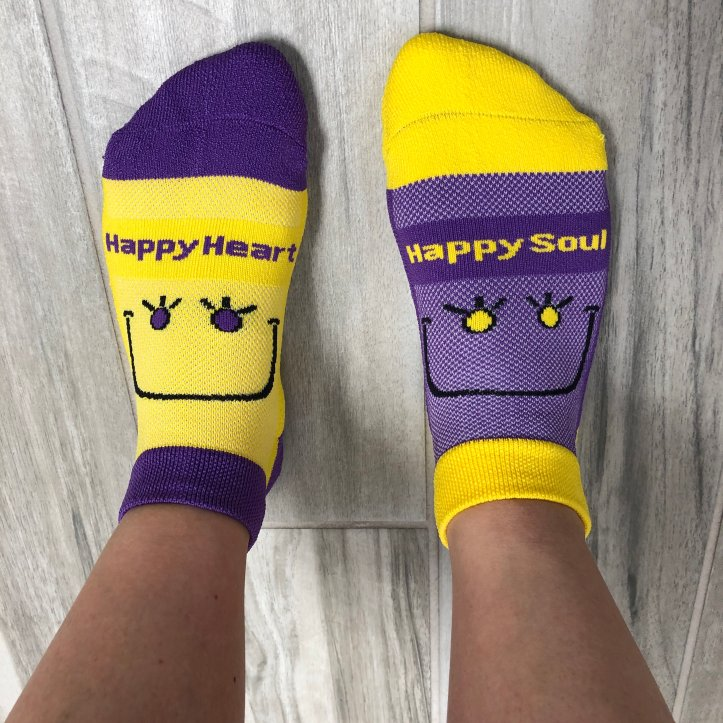 My Soxy Feet - Happy Heart, Happy Soul