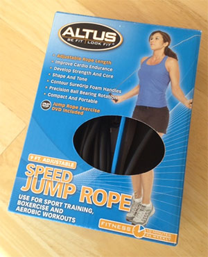 Altus Jump Rope