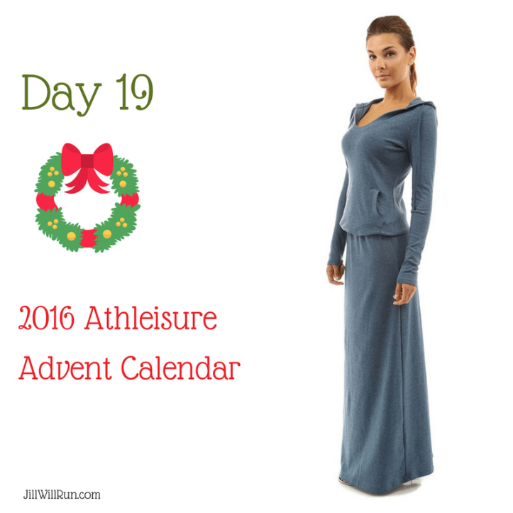 2016 Athleisure Advent - Day 19