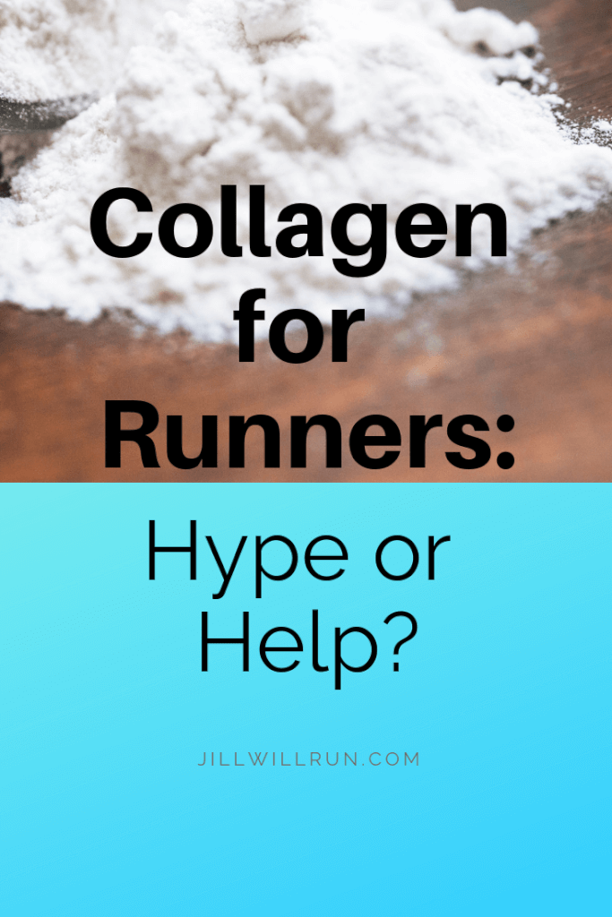 Collagen for Runners: Hype or Help?