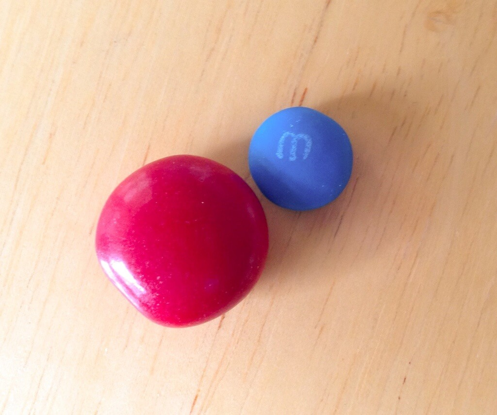 Energems vs M&M