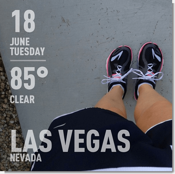 June 18, 2013 run