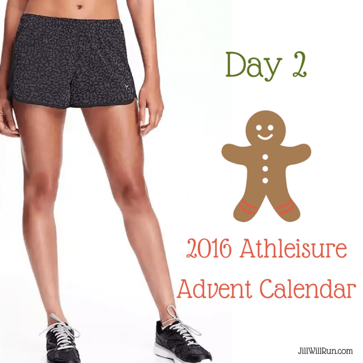 2016 Athleisure Advent Calendar - Day 2