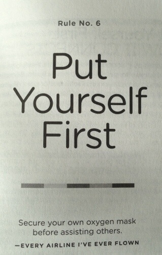 The New You and Improved Diet Put Yourself First