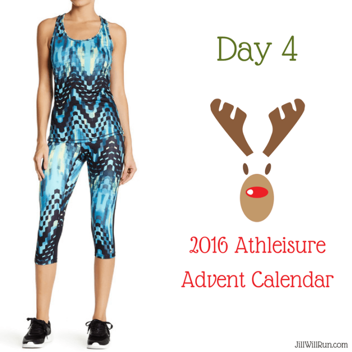 2016 Athleisure Advent - Day 4