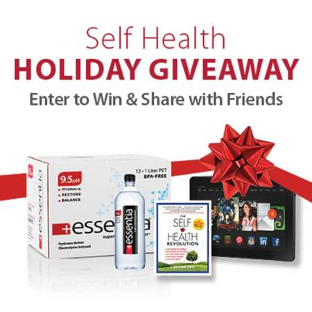 Essentia Water Holiday Giveaway