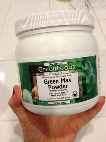 Swanson's Green Max Powder