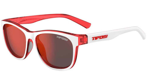 Tifosi Swank sunglasses in red
