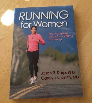 Running for Women by Jason Karp and Carolyn Smith