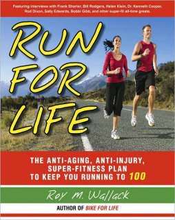 Run For Life book cover