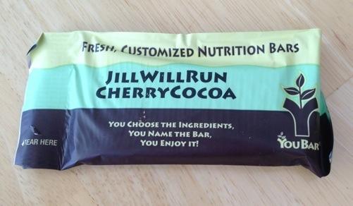 YouBar - JillWillRun CherryCocoa