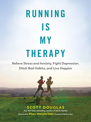 Running is my Therapy book cover