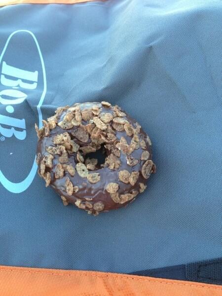 Pinkbox doughnut