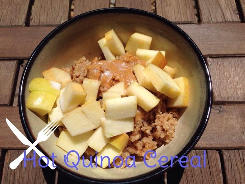 Hot Quinoa Cereal