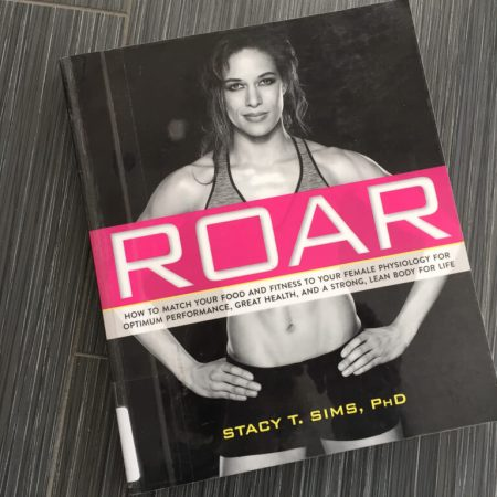Roar - book cover