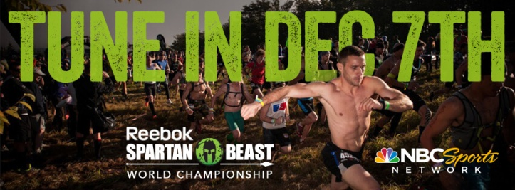 Spartan World Championship Race - December 7, 2013 on NBC Sports Network