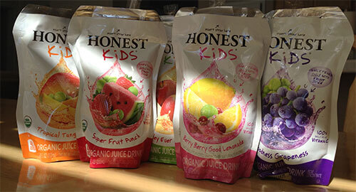 Honest Kids product lineup