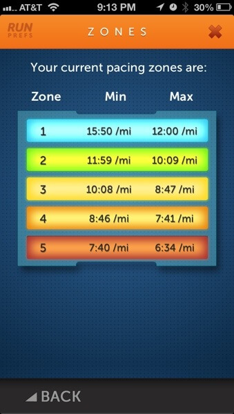 runBSX pace zones