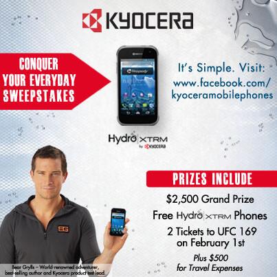 Kyocera Contest