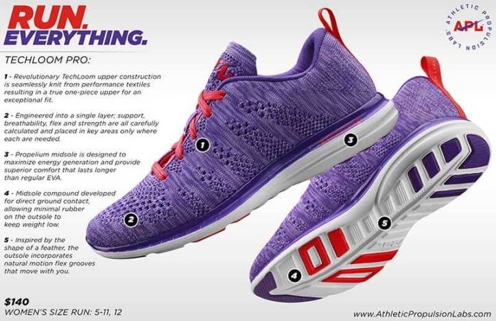 Athletic Propulsion Labs Women's Shoes