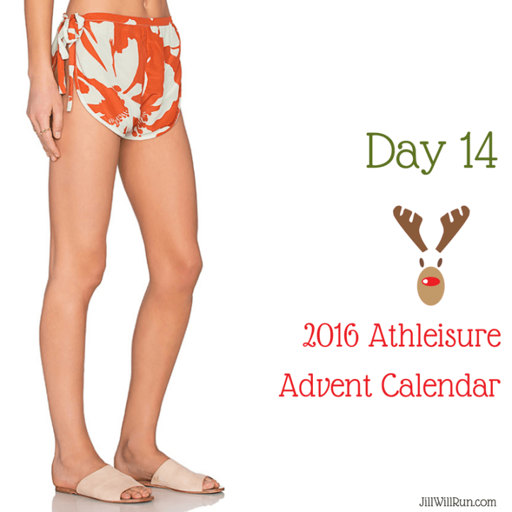 2016 Athleisure Advent - Day 14