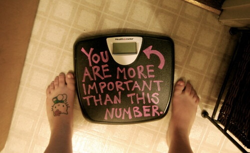 Scale - You are More important than this number