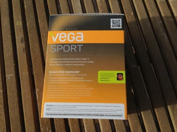 Vega Sugar-Free Energizer