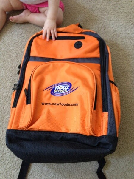 Now Sports Backpack