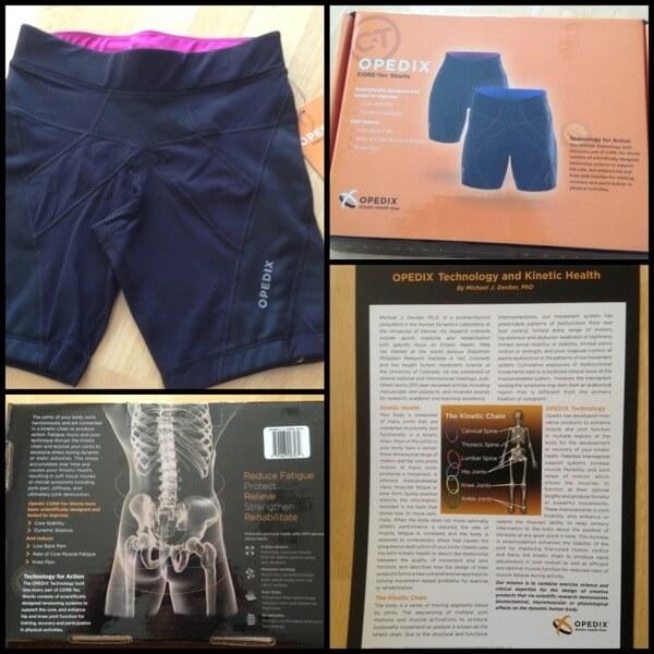 Opedix CORE-tec shorts