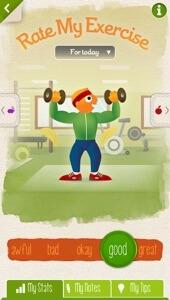 Juice app screenshot