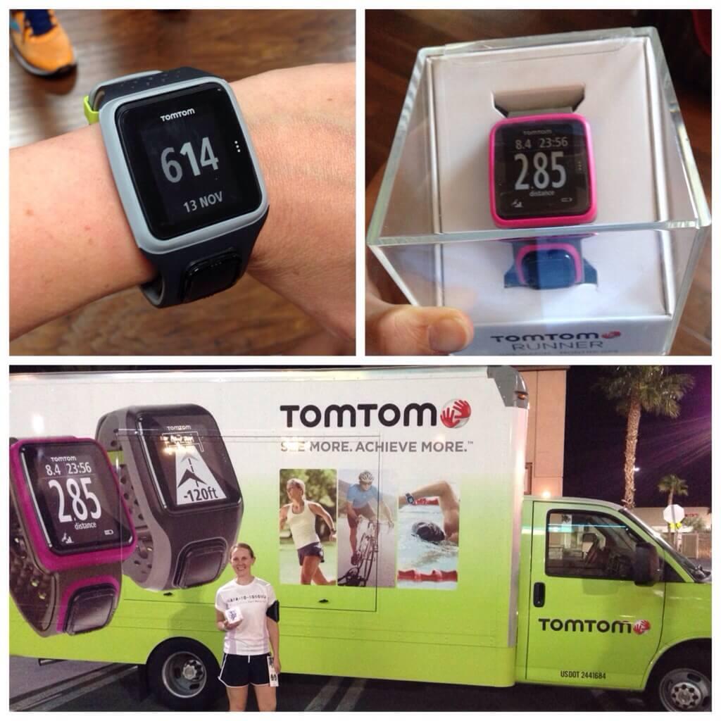 TomTom Runner GPS