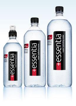 Essentia Water Bottles