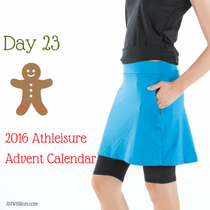 2016 Athleisure Advent - Day 23