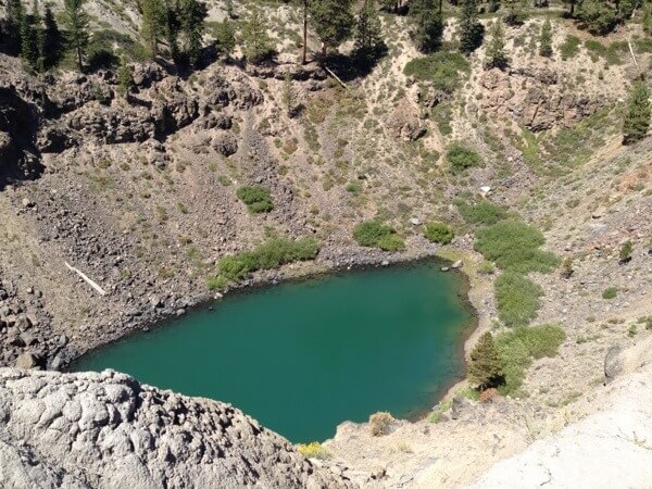 Inyo Crater