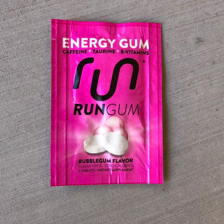 Run Gum Bubblegum