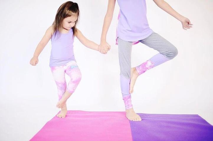 JillYoga mommy and me clothes