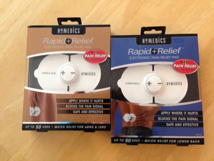 Homedics Rapid Relief