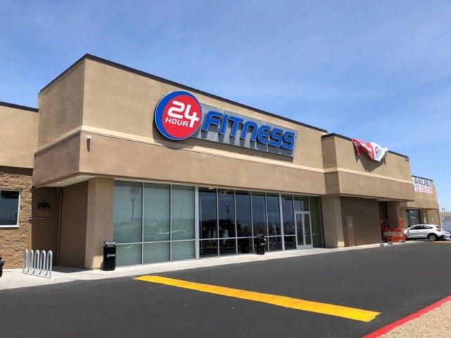 24 Hour Fitness Mountain Vista Las Vegas Jill Will Run
