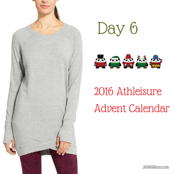 2016 Athleisure Advent Calendar - Day 6