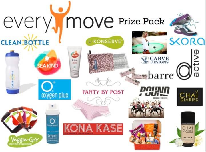 EveryMove Prize Pack